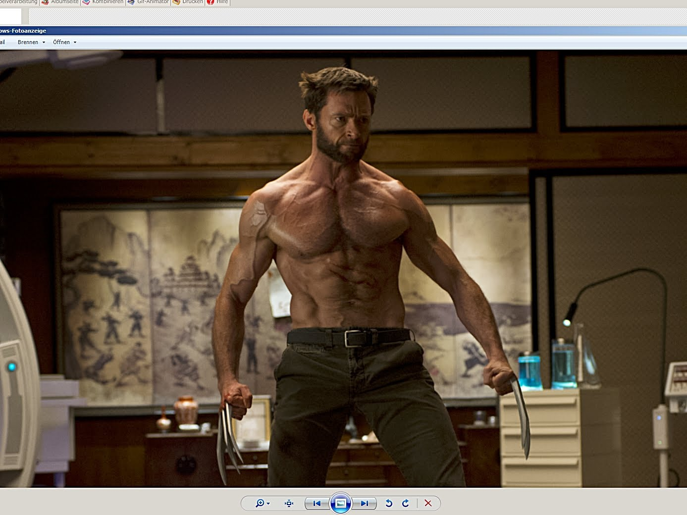 Wolverine Deutsch