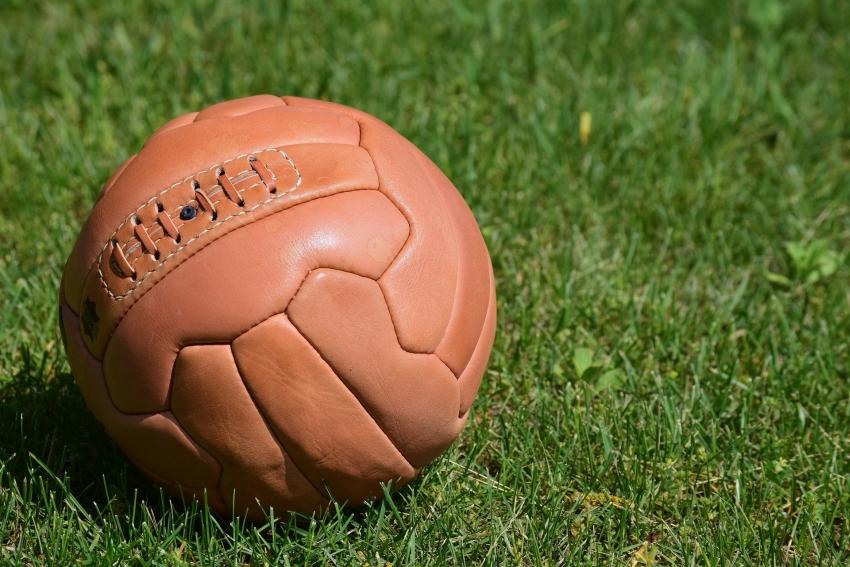 Der erste WM-Ball
